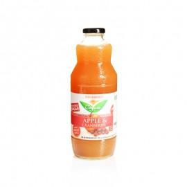 哈维斯特有机蔓越莓苹果复合果汁