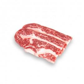 澳洲 谷饲600天纯血和牛 烧烤内裙肉(M8-9)
