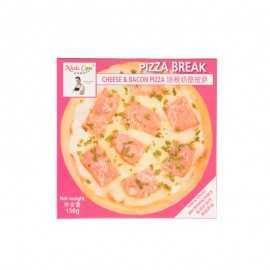 倪克厨房 培根奶酪披萨