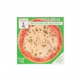 倪克厨房 番茄奶酪披萨