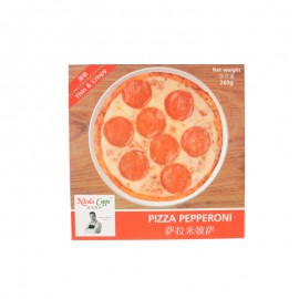 Nicola Coppi Pepperoni Pizza