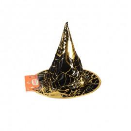 万圣节 儿童金银帽