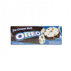 奥利奥香草味冰淇淋卷