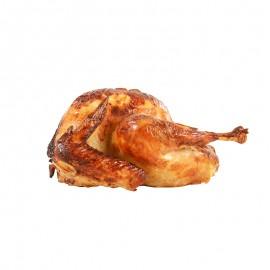 秘制烤火鸡