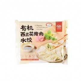 九洲丰园有机西兰花猪肉水饺