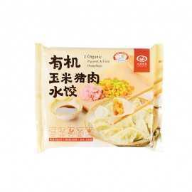 九洲丰园有机玉米猪肉水饺