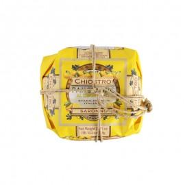 吉奧斯托潘妮托尼檸檬醬味蛋糕
