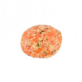 三文鱼汉堡(芝麻风味)