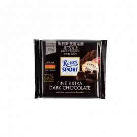 瑞特斯波德 濃醇黑巧克力 100g