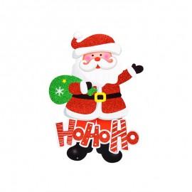 圣诞节 圣诞老人雪人贴