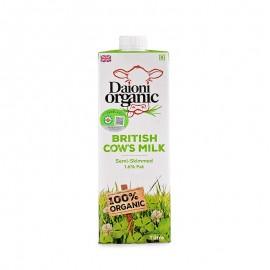 绿英宝 有机超高温灭菌乳(部分脱脂)