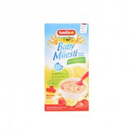 瑞氏麥寶寶有機多維谷物粉 瑞士進口 12個月以上嬰幼兒輔食(香蕉.蘋果.草莓.樹莓)