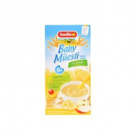 瑞氏麥寶寶有機多維谷物粉 瑞士進口 6個月以上嬰幼兒輔食(香蕉.蘋果)