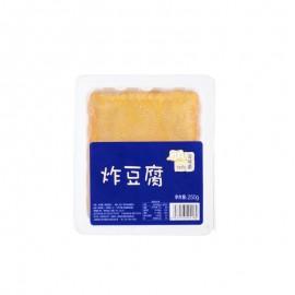 豆味道 炸豆腐