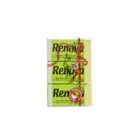 Renova 纸手帕-遇见系列(清新薄荷绿+白色)