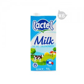 蘭特 低脂牛奶*6