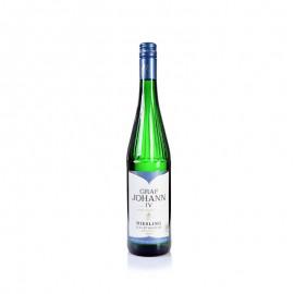 德国莱茵高雷司令半干白葡萄酒2016年