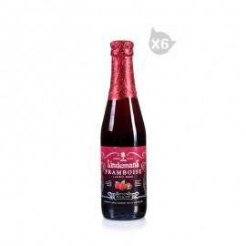 リンデマンス ラズベリービール(250 ml*6)