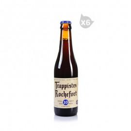 ベルギービール・ロシュフォール10 (330 ml*6本)