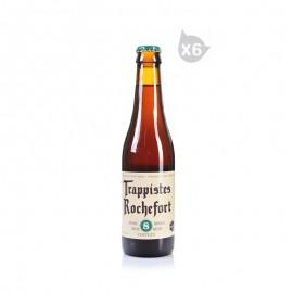 ベルギービール・ロシュフォール8 (330 ml*6本)