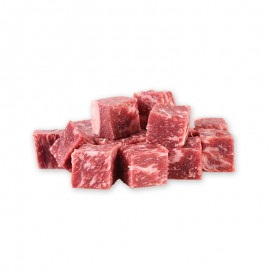 Oakey Angus Reserve Black Angus Beef Diced D Rump