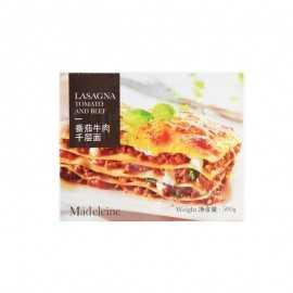 Madeleine ラザニア トマト&牛肉