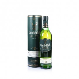 格蘭菲迪12年單一純麥威士忌