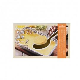 札幌浓芝士布丁蛋糕