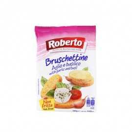 罗伯托罗勒蒜香味面包干100g