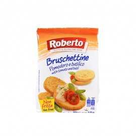 罗伯托罗勒番茄味面包干100g