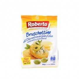 罗伯托橄榄油味面包干100g