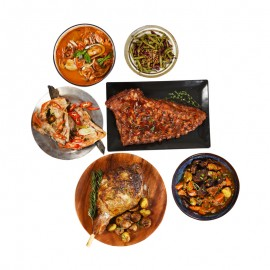 年夜饭套餐(6-8人)