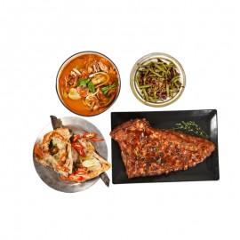年夜饭套餐(3-4人)