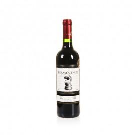 白马骑士庄园干红葡萄酒