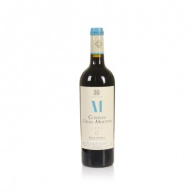法国十字木桐古堡红葡萄酒2015年
