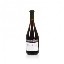 恭旦之花罗纳河谷红葡萄酒750ml