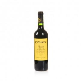法国卡玛萨克古堡红葡萄酒2015年