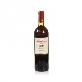 马利尚美乐红葡萄酒750ml