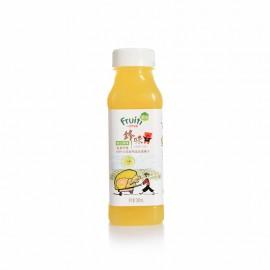 果的 HPP冷压鲜榨生姜柠檬混合蔬果汁 300ml