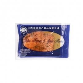 香草三文魚