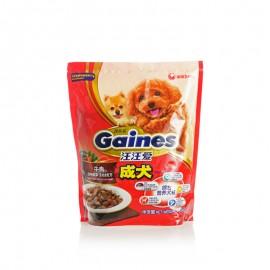 佳樂滋旺旺愛成犬牛肉、多種蔬菜、金槍魚配方1.6kg