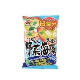 神州一蔬菜海藻味噌湯190.4g