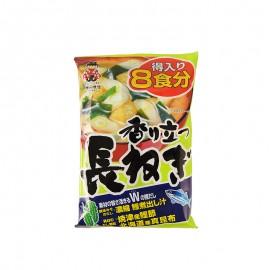神州一長蔥味噌湯(黃豆醬)187.2g