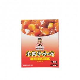 神州一牛肉咖喱(微辣)200g