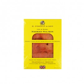 H. Forman & Son Grade One Gin & Tonic Sliced Smoked Scottish Salmon