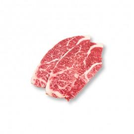 澳洲 谷饲600天纯血和牛 上脑烧烤片(M8-9)