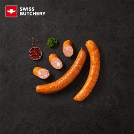 烟熏德国猪肉烤肠