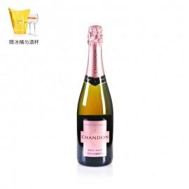 夏桐传统工艺粉红天然高泡葡萄酒