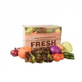 西式有機蔬菜套餐(8款)
