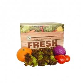 西式有機蔬菜套餐(4款)